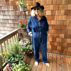 Like New ASOS Denim Boiler Suit - Women's 14
